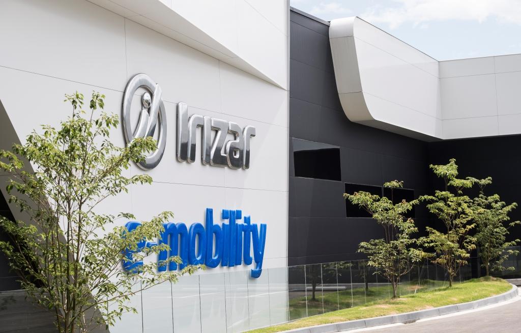 irizar e-mobility plant electric buses
