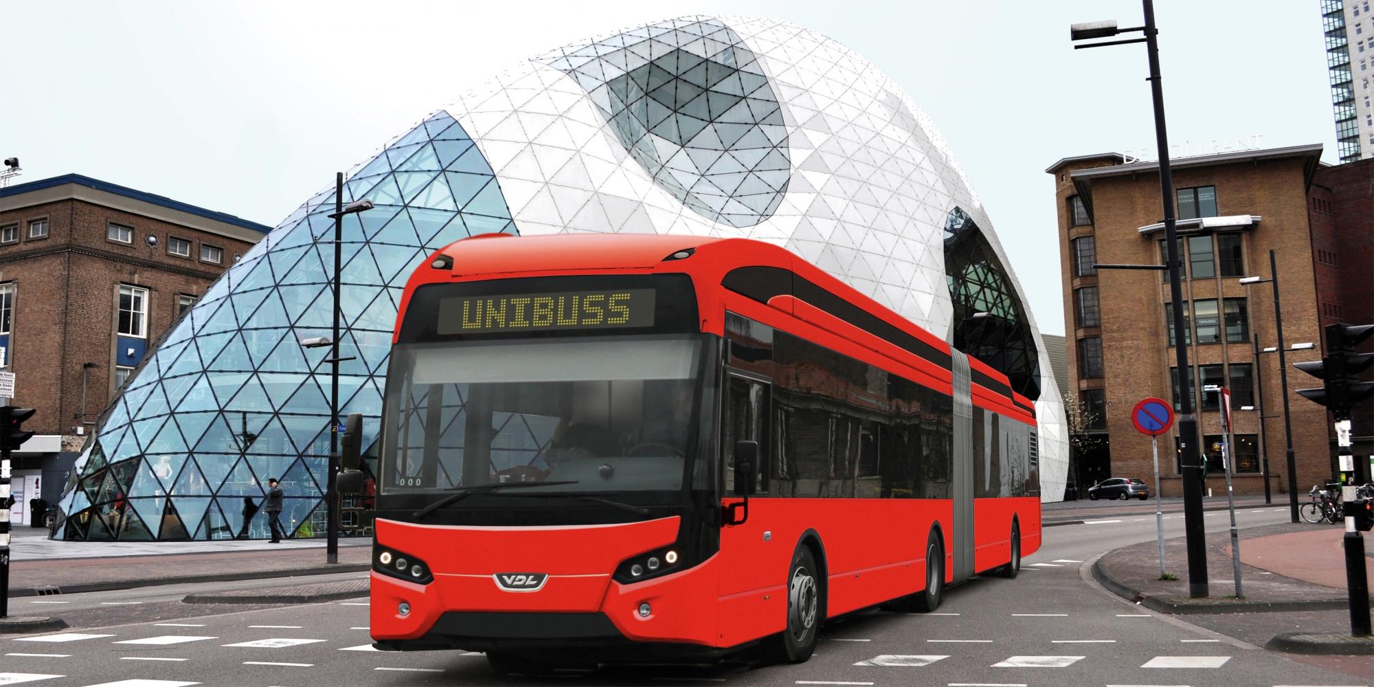vdl bus & coach electric bus