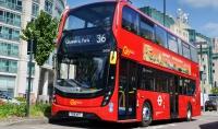 alexander dennis hybrid bus go-ahead