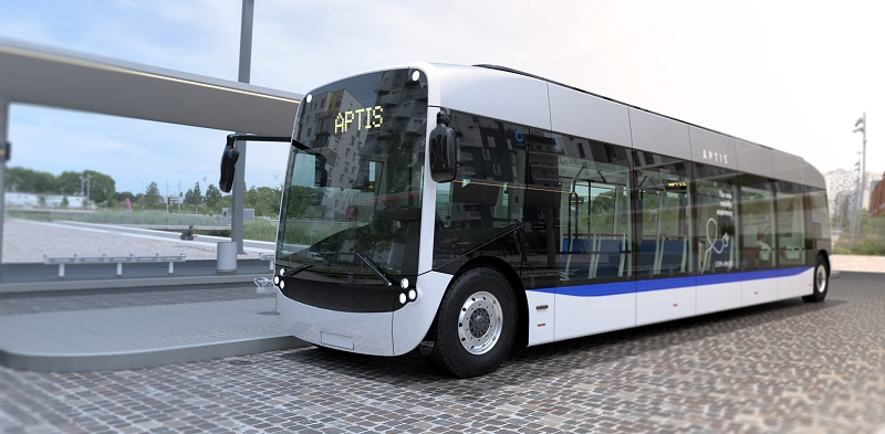 alstom aptis electric bus