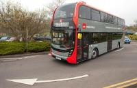 scania biogas buses bristol