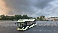 volvo buses autonomous bus