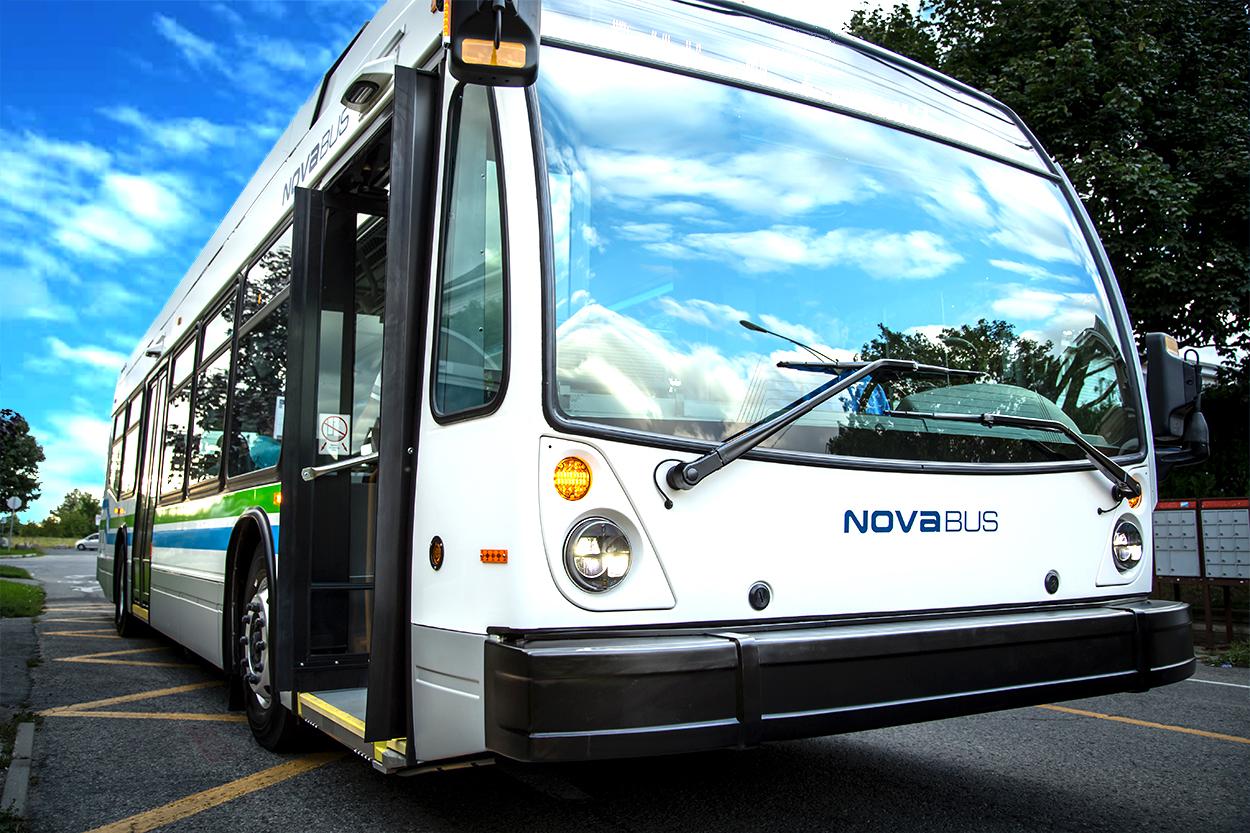 nova bus quebec