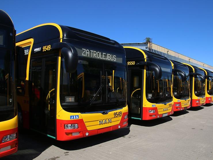man hybrid buses