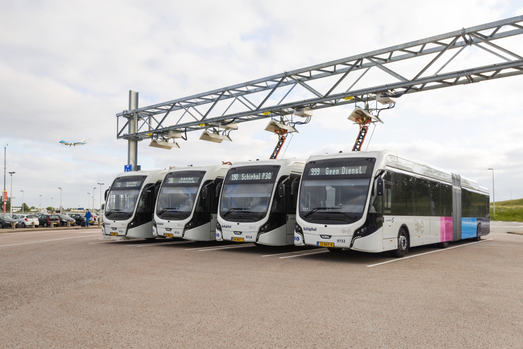 electric buses vdl bus & coach citea