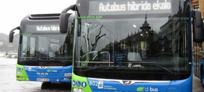 man hybrid buses dbus