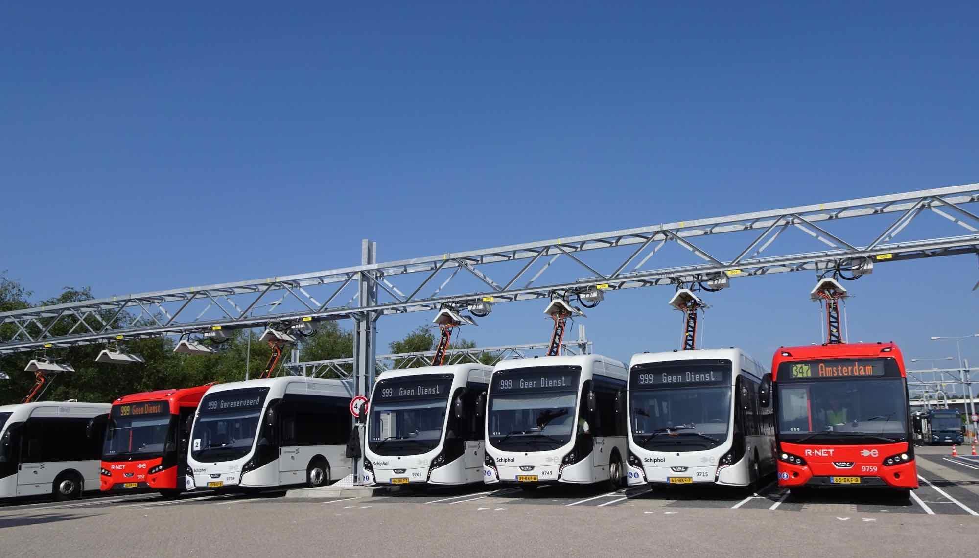 electric bus tco