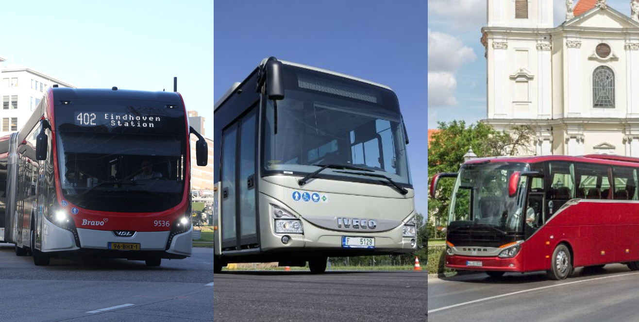 sustainable bus award