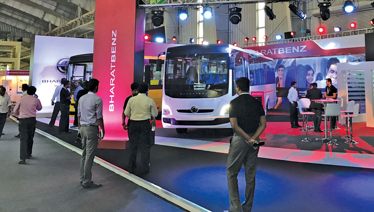 busworld india interview ramoudt