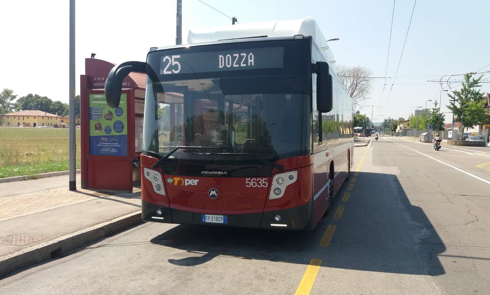 gas cng bus tper
