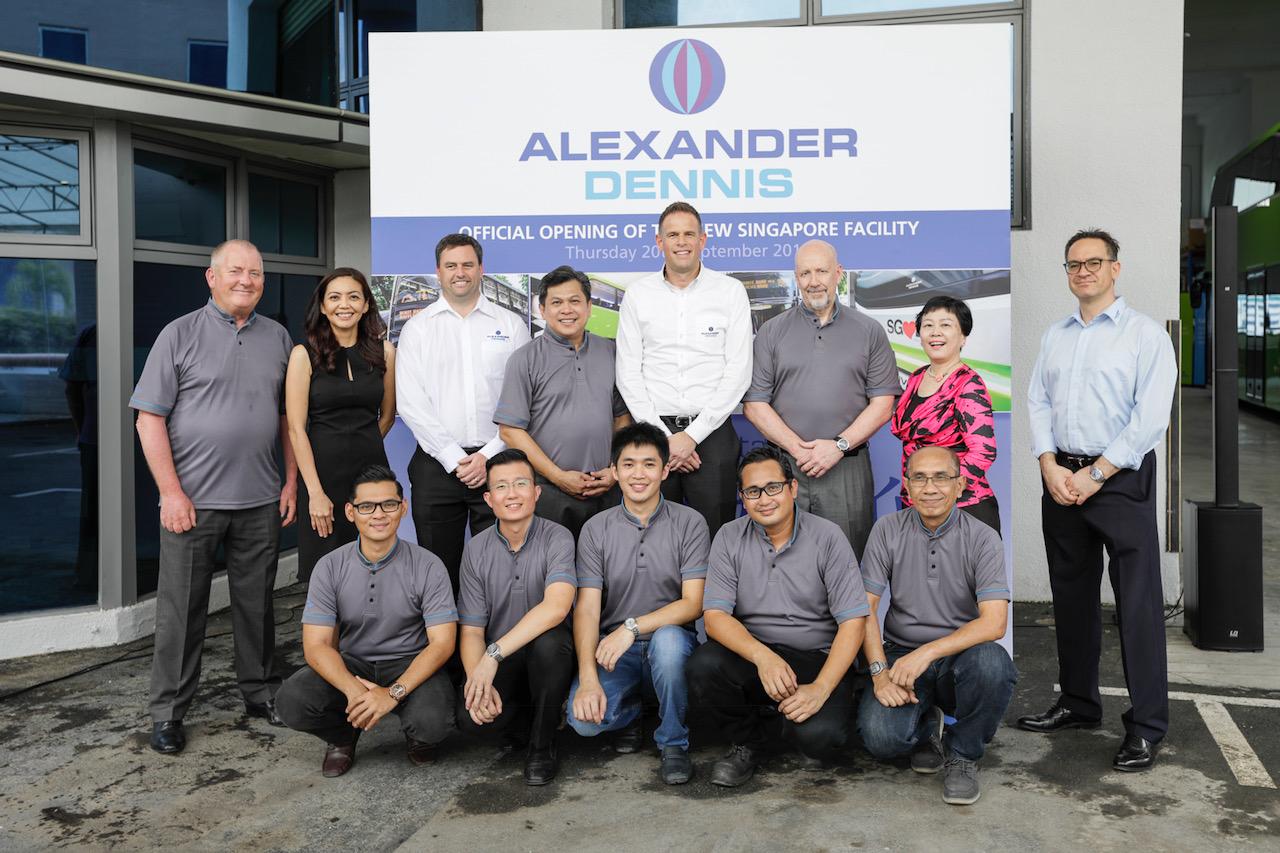 alexander dennis singapore