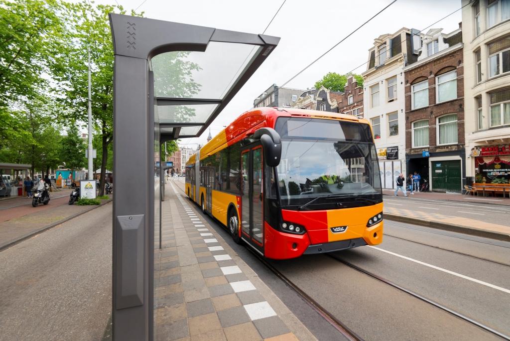 vdl electric bus copenhagen