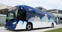 new flyer electric bus