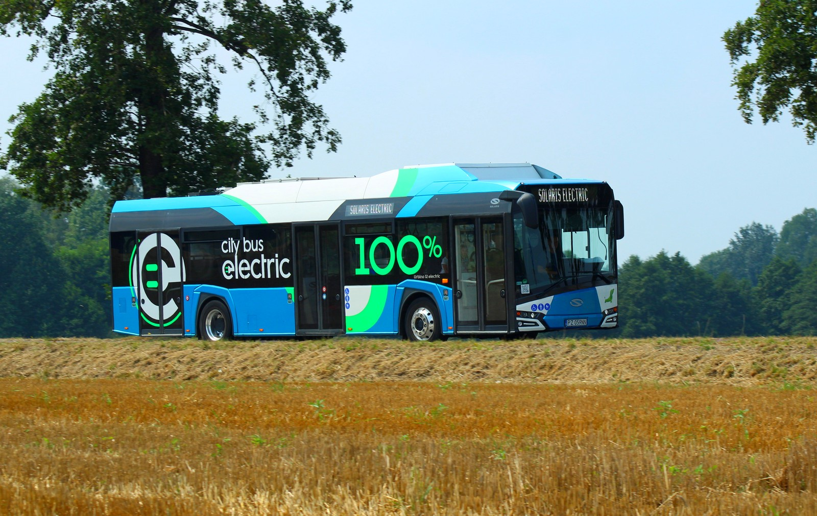 solaris urbino electric bus estonia