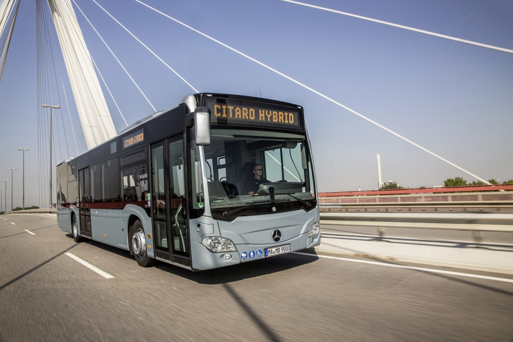 sustainable bus award 2019
