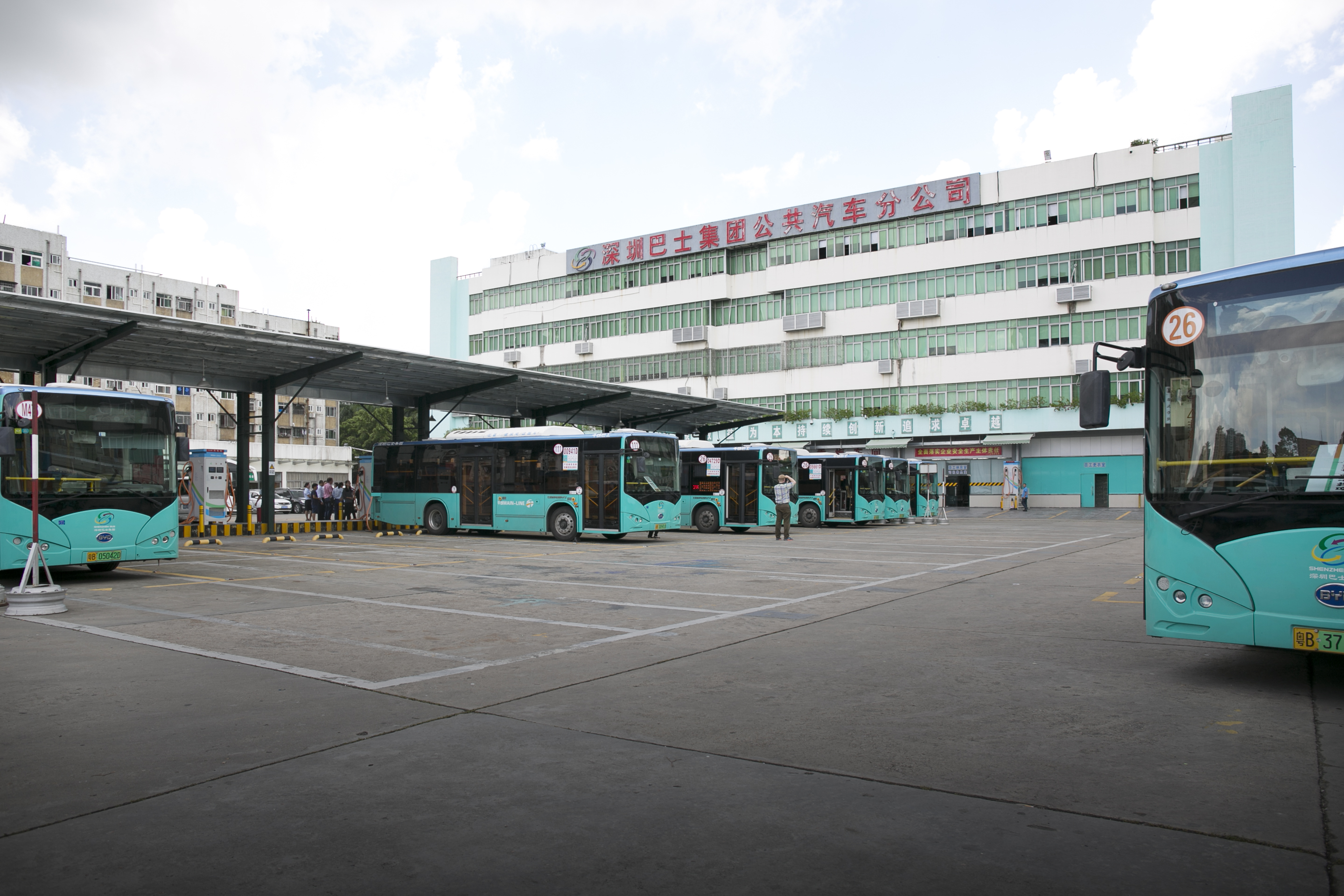 Electric bus, main fleets and projects around the world