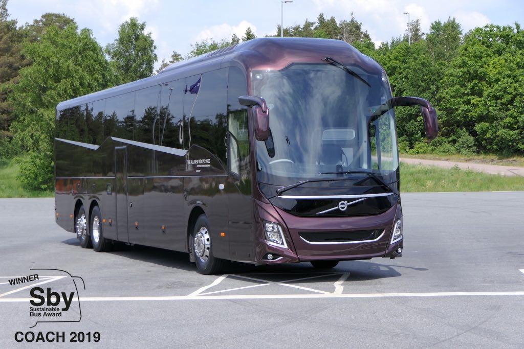 Håkan Agnevall buses volvo