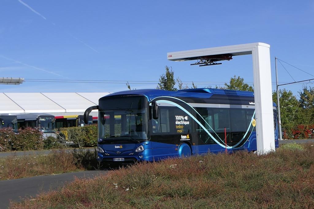 heuliez bus electric bus