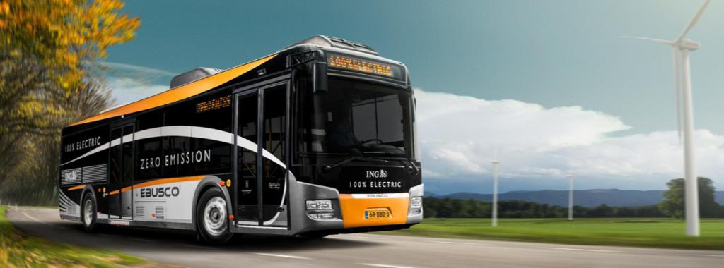 ebusco 2.2 electric bus 2.2