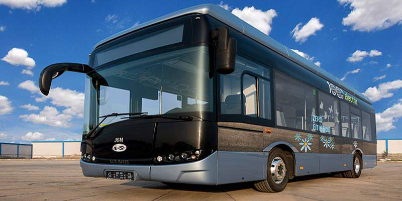 indian electric bus market