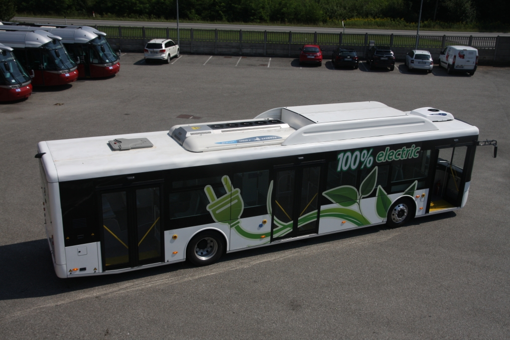 electric bus alfabus europe ecity l12