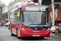 electric bus london