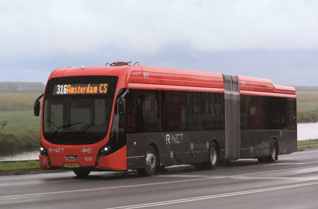 electric bus vdl