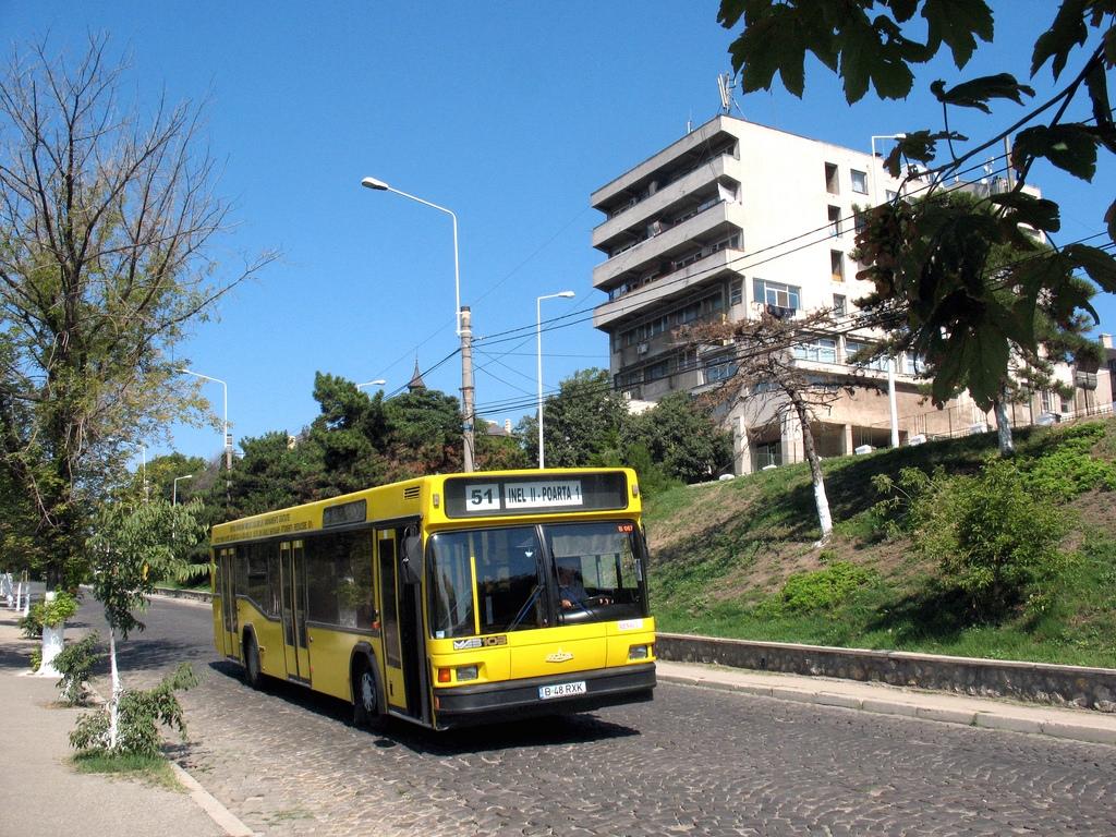 tender electric bus romania