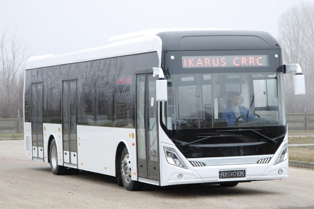 electrobus europe