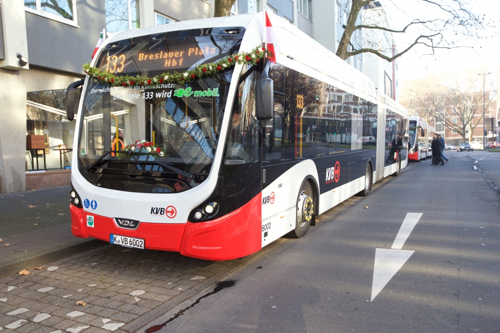 Kvb Bus 143