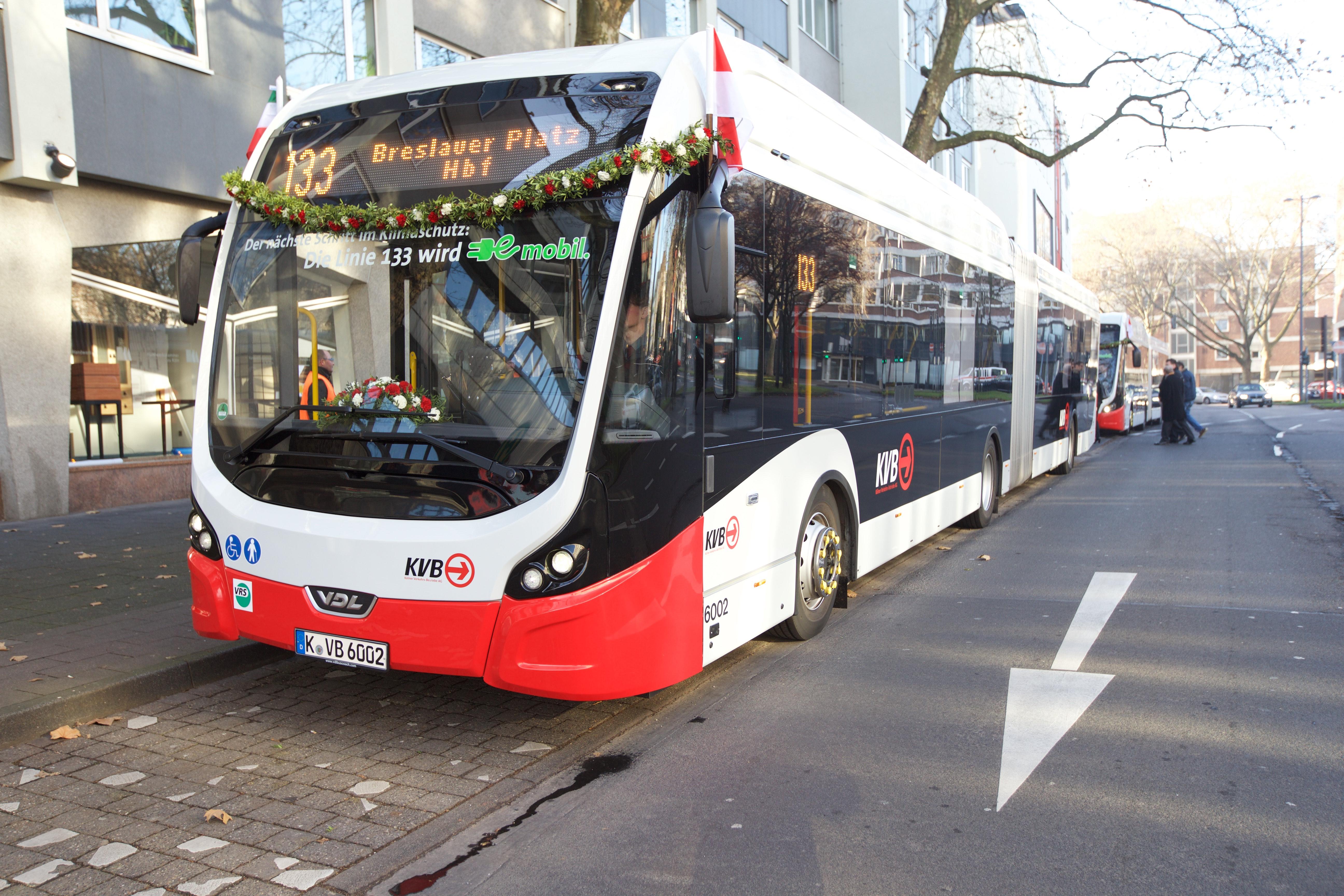 Kvb Bus