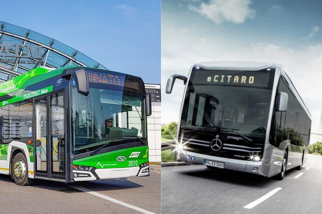electric bus milan atm