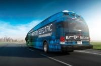 proterra zero emission bus