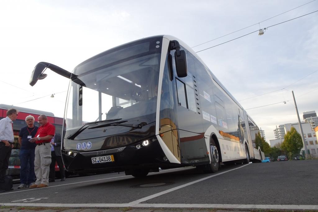 sileo s 18 electric bus bozankaya