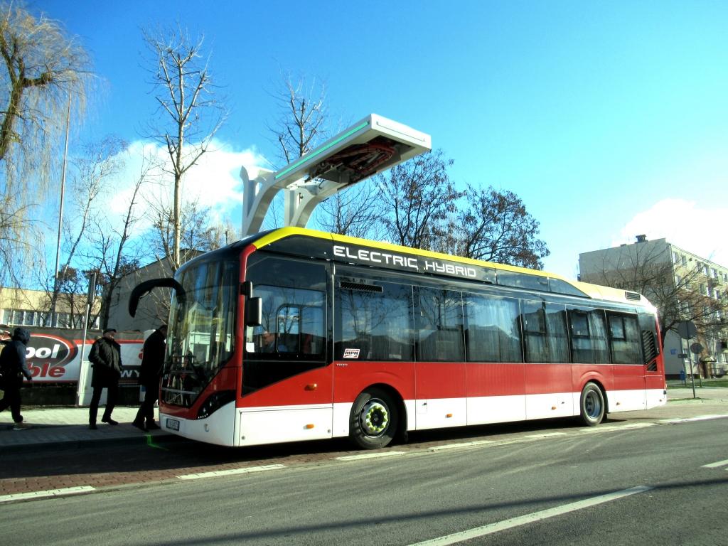 ekoenergetyka electric bus