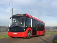 tam vero electric bus