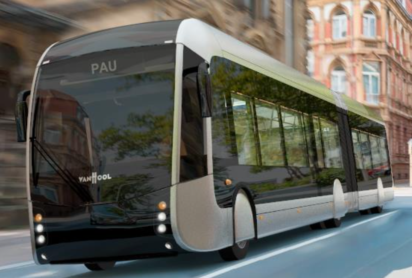 PAU electric Bus