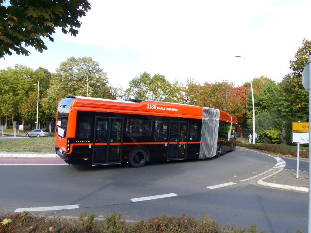 vdl electric bus