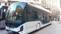 heuliez electric bus