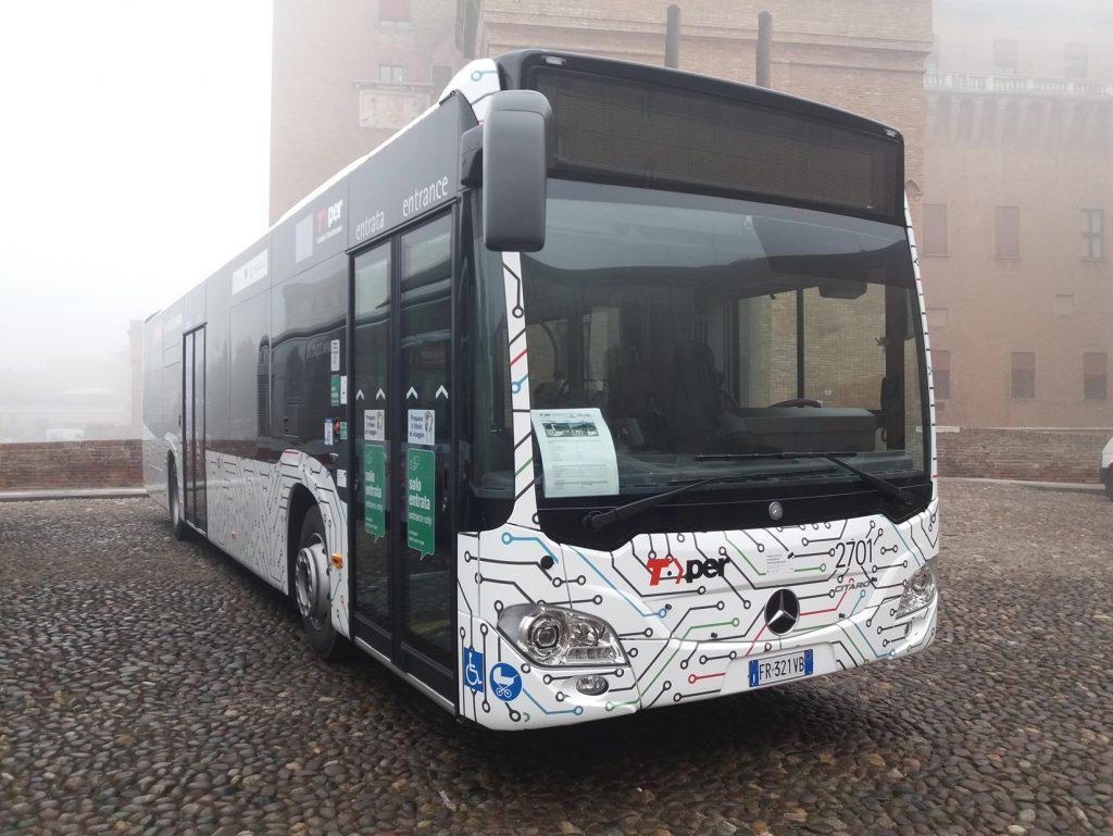 citaro hybrid bus