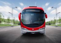 yin long electric bus