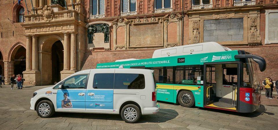 city buses Bologna