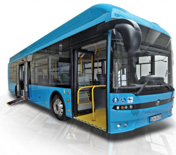 Germany Jive project: 15 hydrogen buses - Sustainable Bus