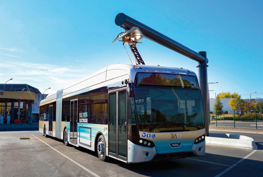 vdl electric bus