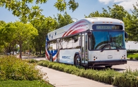 gillig electric bus