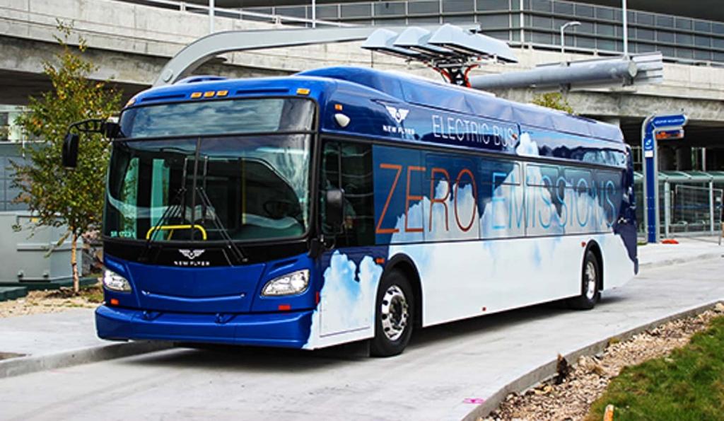 electric bus colorado