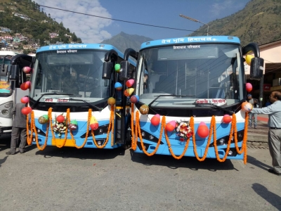 electric bus india
