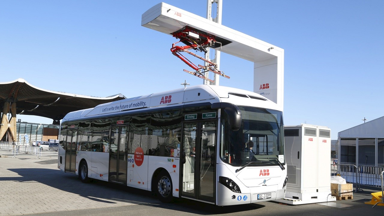 abb chargers bus