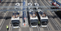 electric bus charging infrastructure