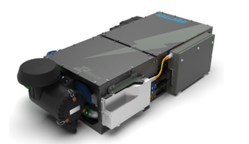 ballard fcmove-hd fuel cell module bus